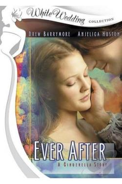 Ever After: A Cinderella Story DVD Cover Art