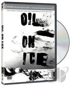 Oil on Ice DVD Cover Art