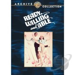 Ready, Willing and Able DVD Cover Art
