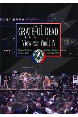 Grateful Dead - View from the Vault IV DVD Cover Art