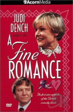 Fine Romance, A - Volume 1 DVD Cover Art