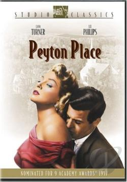 Peyton Place DVD Cover Art
