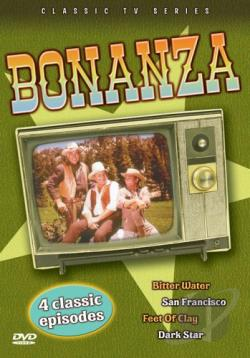 Bonanza - 4 Classic Episodes: Vol. 2 DVD Cover Art