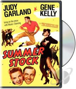 Summer Stock DVD Cover Art