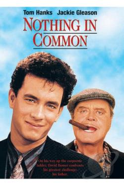 Nothing in Common DVD Cover Art