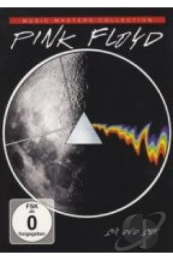 Pink Floyd: Music Masters Collection DVD Cover Art