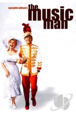 Music Man DVD Cover Art