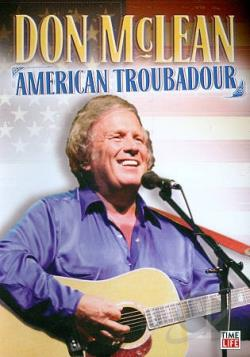 Don McLean: American Troubadour DVD Cover Art