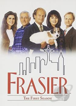 Frasier - The Complete First Season DVD Cover Art