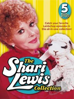 Shari Lewis Collection DVD Cover Art