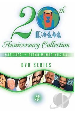 RMM 20th Anniversary Collection DVD - Vol. 3 DVD Cover Art