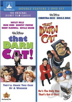 That Darn Cat - 2 Movie Collection DVD Cover Art