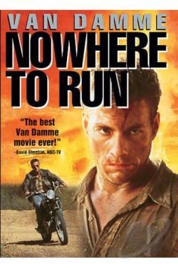 Nowhere to Run DVD Cover Art