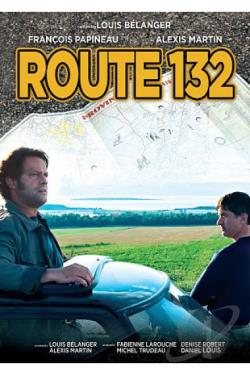 Route 132 DVD Cover Art