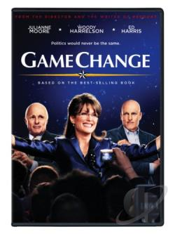 Game Change DVD Cover Art
