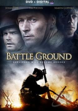 Battle Ground DVD Cover Art