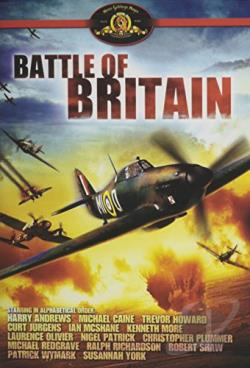 Battle Of Britain DVD Cover Art