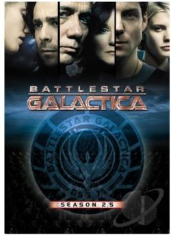 Battlestar Galactica - Season 2.5 DVD Cover Art