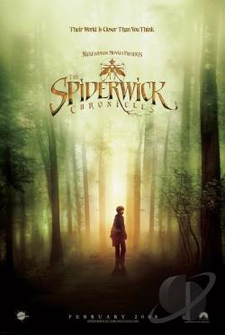 Spiderwick Chronicles DVD Cover Art