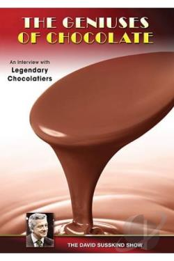 David Susskind Show: The Geniuses of Chocolate DVD Cover Art