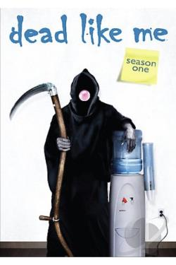 Dead Like Me - The Complete First Season DVD Cover Art