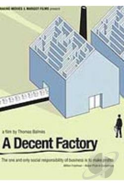 Decent Factory TR Cover Art