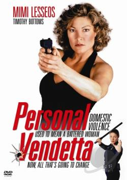 Personal Vendetta DVD Cover Art