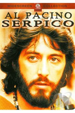 Serpico DVD Cover Art