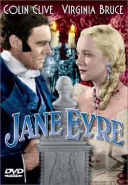 Jane Eyre DVD Cover Art