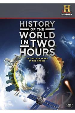 History of the World in Two Hours DVD Cover Art
