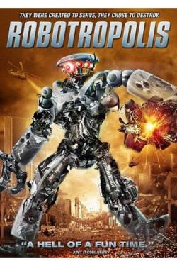 Robotropolis DVD Cover Art