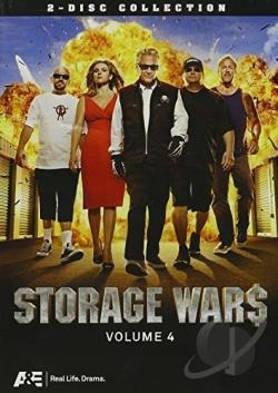 Storage Wars: Season Four DVD Cover Art