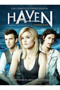 Haven - The Complete Third Season DVD Cover Art