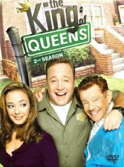 King of Queens - Season 2 DVD Cover Art