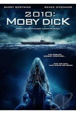 2010: Moby Dick DVD Cover Art