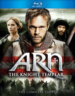 Arn - The Knight Templar - The Complete Series BRAY Cover Art