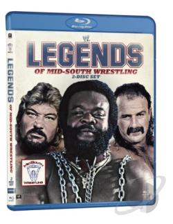 WWE: Legends of Mid-South Wrestling BRAY Cover Art