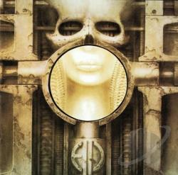 Emerson, Lake & Palmer - Brain Salad Surgery DVD Cover Art