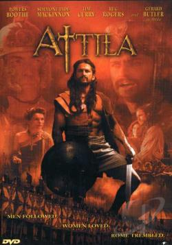 Attila DVD Cover Art
