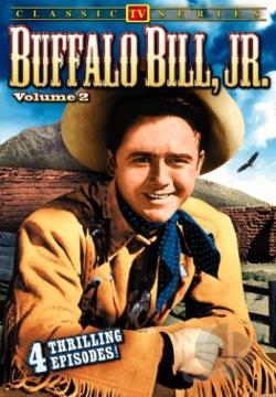 Buffalo Bill, Jr. Volume 2 DVD Cover Art