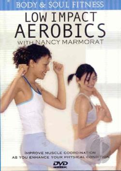 Body and Soul Fitness - Low Impact Aerobics DVD Cover Art