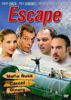 Escape: Furgon DVD Cover Art