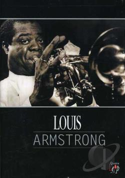 Louis Armstrong - King of Jazz DVD Cover Art