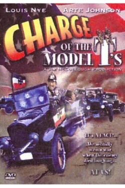 Charge of the Model T's DVD Cover Art