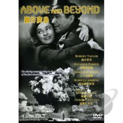 Above and Beyond DVD Cover Art