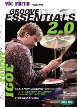 Tommy Igoe - Groove Essentials 2.0 DVD Cover Art