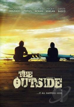 Outside DVD Cover Art
