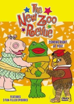 New Zoo Revue - Vol. 1: Sports/Home/Beauty DVD Cover Art