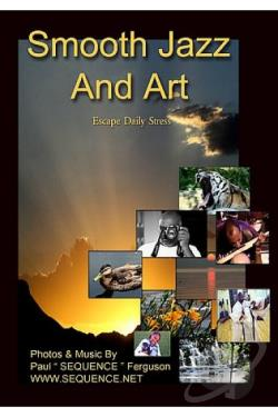 Smooth Jazz and Art DVD Cover Art