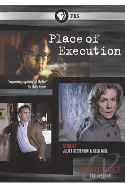 Place of Execution DVD Cover Art